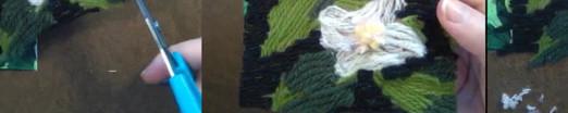 Yarn Paintings