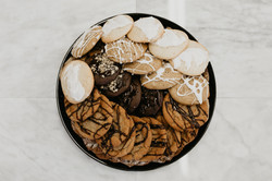 Cookie tray.