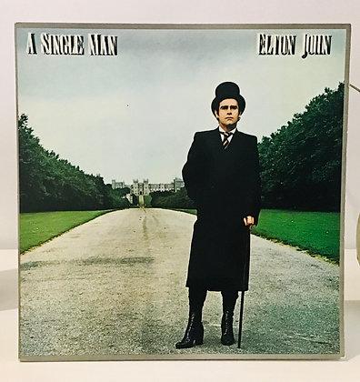 Elton John <A Single Man> 1978