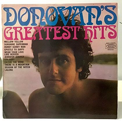 Donovan <Donovan's greatest hits> 1970