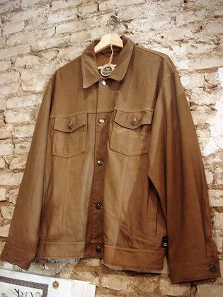 Chaqueta cuero Brown 1980