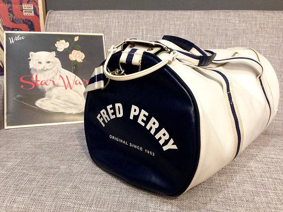 Bolsa de piel FRED PERRY