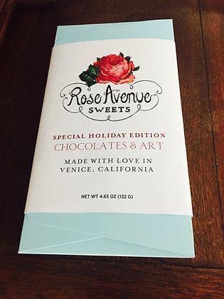 Holiday Edition Art and Chocolate