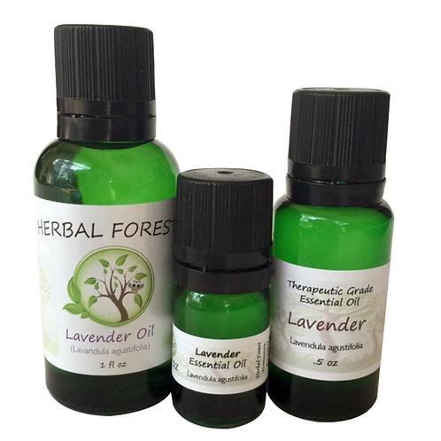 Lavender Oil 1 oz