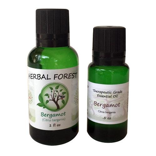 Bergamot Oil 1 oz