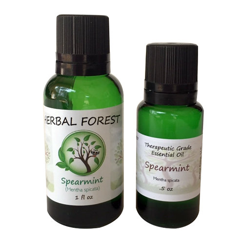 Spearmint Oil 1 oz