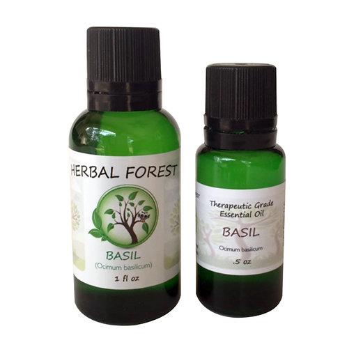 Basil Oil 1oz