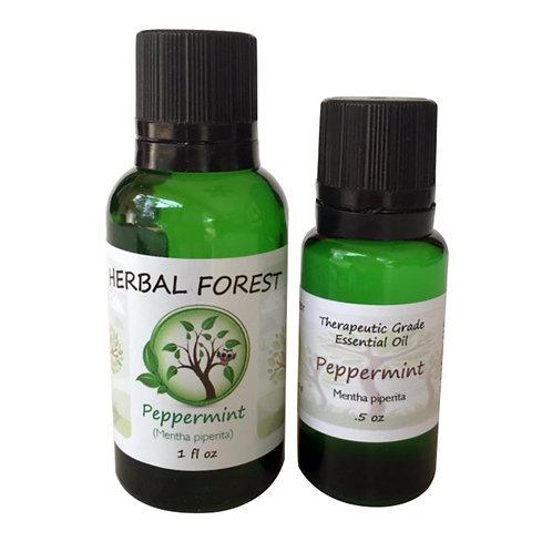 Peppermint Oil 1 oz
