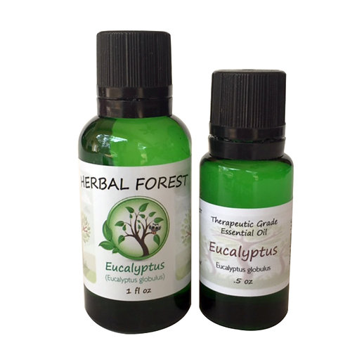 Eucalyptus Oil 1 oz