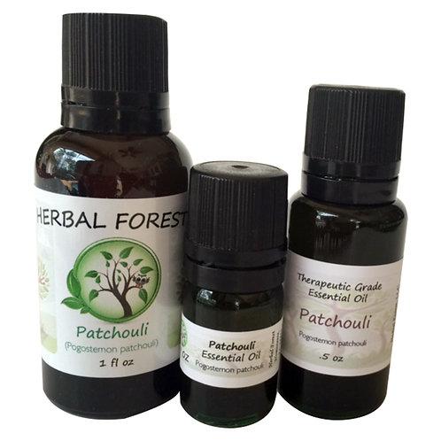 Patchouli Oil 1 oz