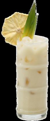 PINA COLADA (serves 4)