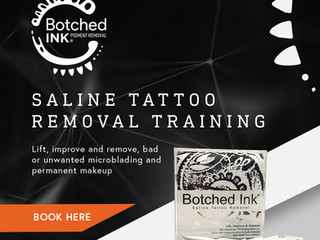 Botched Ink® Train with us