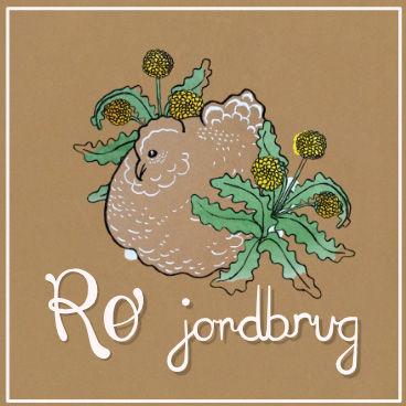 Logo - Rø Jordbrug