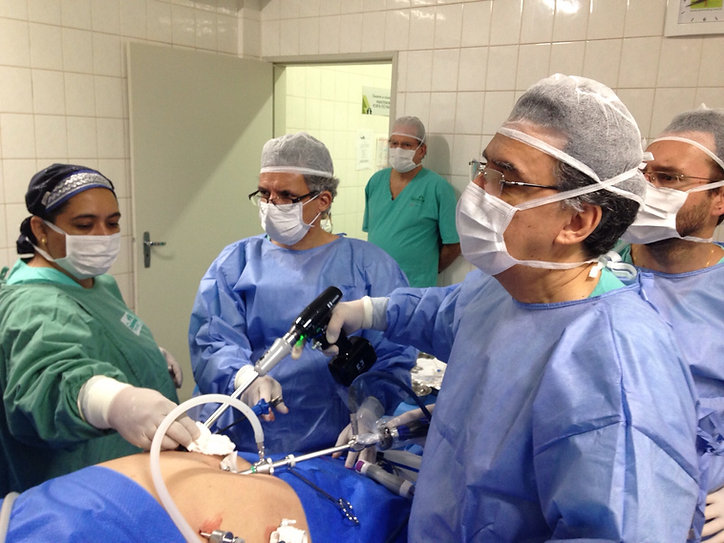 Dr Silvio Lemos Cirurgia Bariátrica