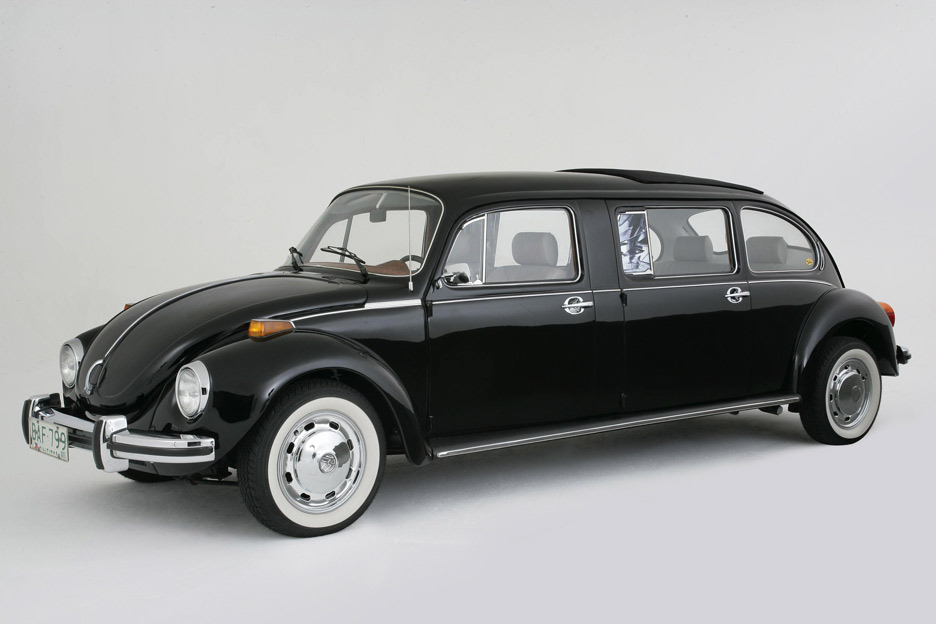 Volkswagen Beetle 1973 model 1300S