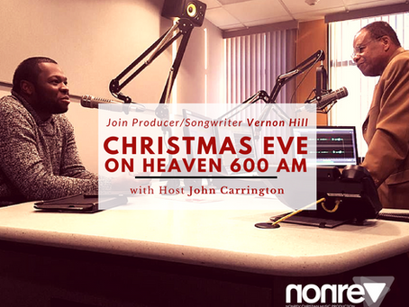 Interview with Host John Carrington of WACO Heaven 600