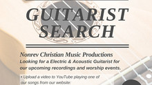 Guitarist Search