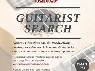 Guitarist Search