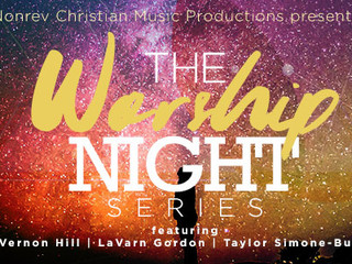 Nonrev Christian Music Productions Presents The Worship Night Series to the Maryland, DC, and Virgin