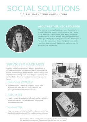 Social Solutions Media Kit