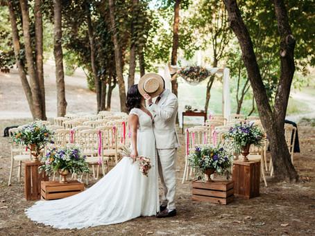 Il mio matrimonio imperfettamente sostenibile