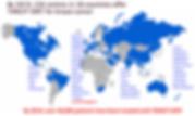 Countries where TARGIT-IORT for breast c