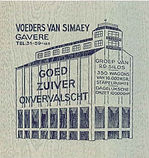 Affiche Veevoeders Van Simaey