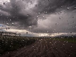 Bloqueio atmosférico traz chuva ao RS e favorece o plantio