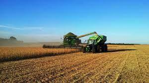 Colheita da soja se aproxima do fim no RS com bom nível de produtividade