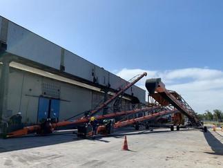 Terminal exclusivo de arroz no porto de Rio Grande terá o primeiro embarque