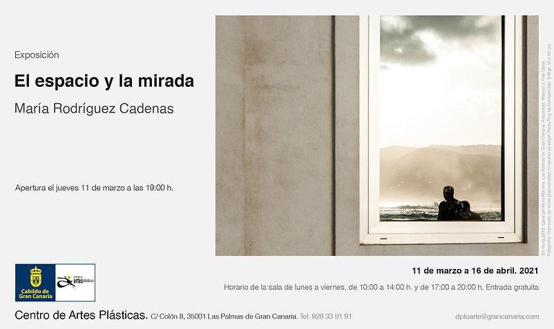 Exposición_El espacio y la mirada_Invita
