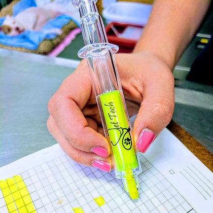 Vettechstuff Syringe highlight