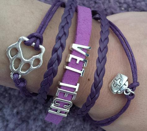 Vet tech bracelet