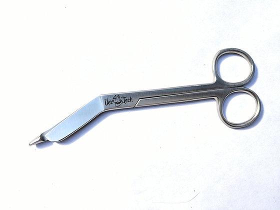 """Pitbull flat style 5.5"""" bandage scissor"""