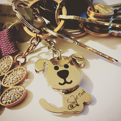 Cat or Dog Vet tech VETTECHSTUFF Keychains