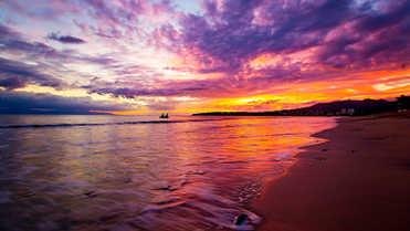 Bucerías Sunset