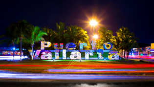 Puerto Vallarta Night