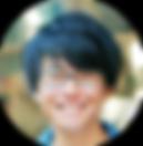 横田悠二スマイルステッカー丸型イメージ.png