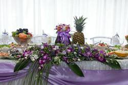 оформление мероприятий цветами королев