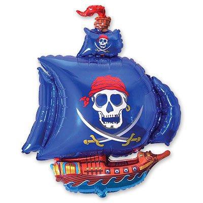 Корабль синий
