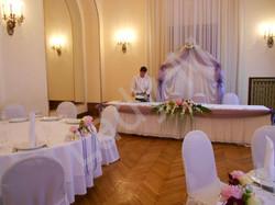 оформление свадьбы тканью мытищи