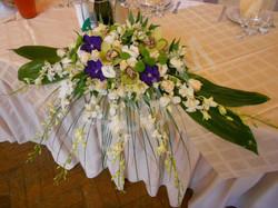 декорирование цветами