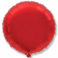"""Круг 18"""" Красный"""