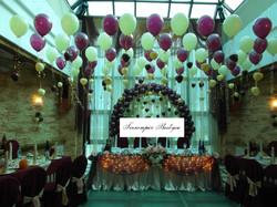 оформление свадьбы шарами.jpg