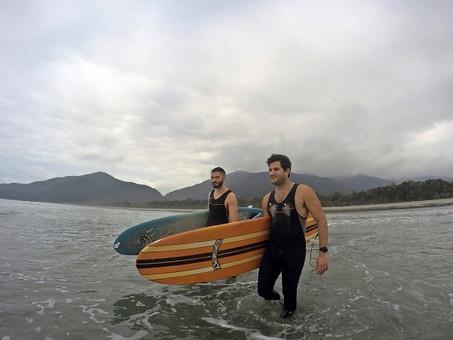 Surf Trip na Praia da Fazenda