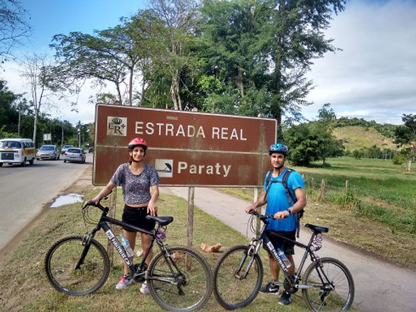 passeios em paraty casa da aventura turismo ecológico mountain bike