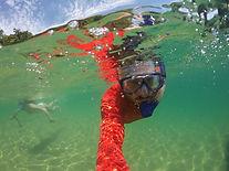snorkel paraty barco passeio aventura at