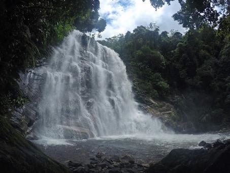 Cachoeira do Melancia com Gordon