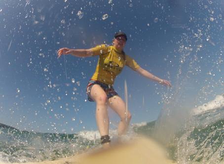 Surf Trip 27 de Abril