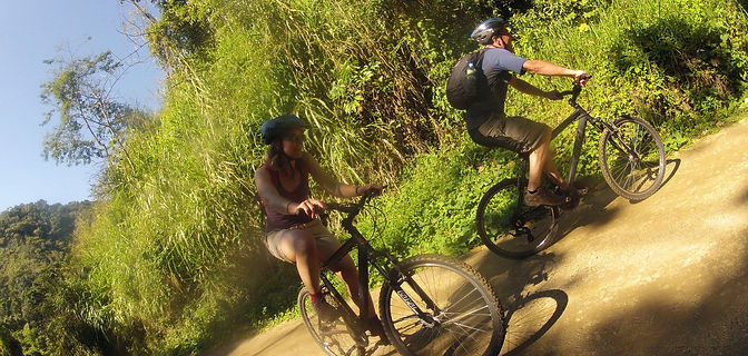 Casa da Aventura Paraty Mountain Bike